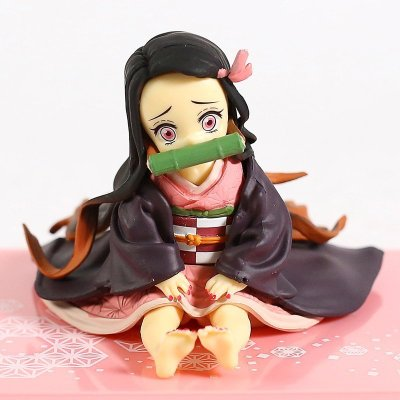 Demon Slayer Nezuko Action Figure