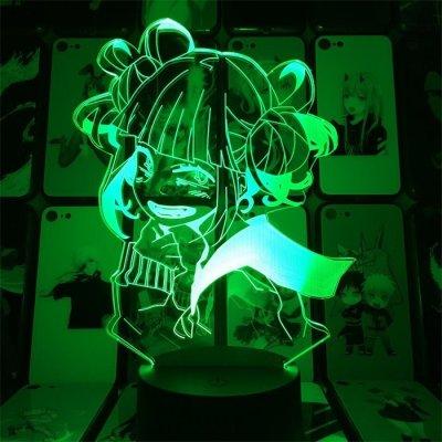 Himiko Toga 16 Colors Table Lamp