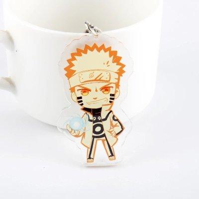 Anime Naruto Keychain