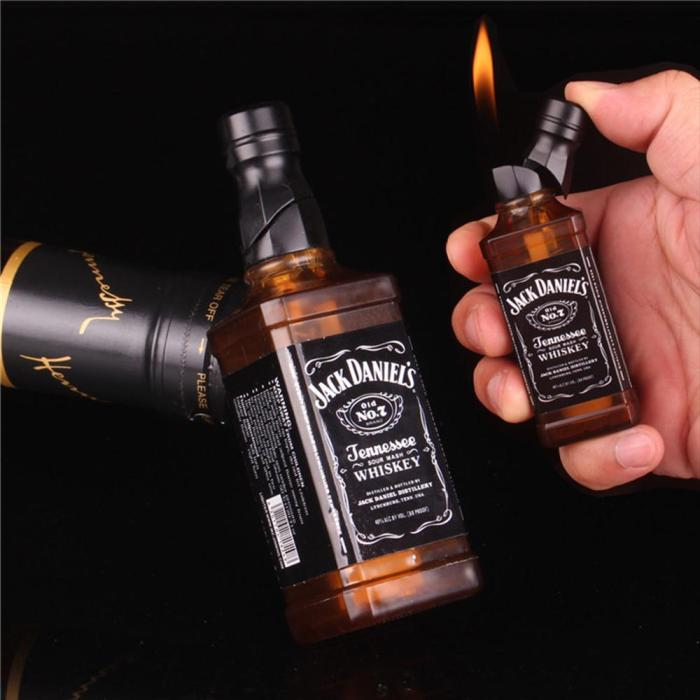 jack Wine Bottle Lighter