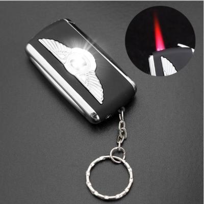 Creative car key windproof lighter