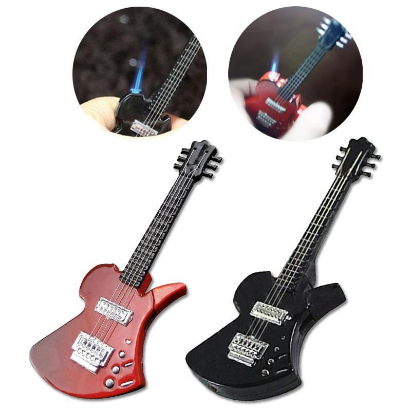 Guitar Shape Lighter