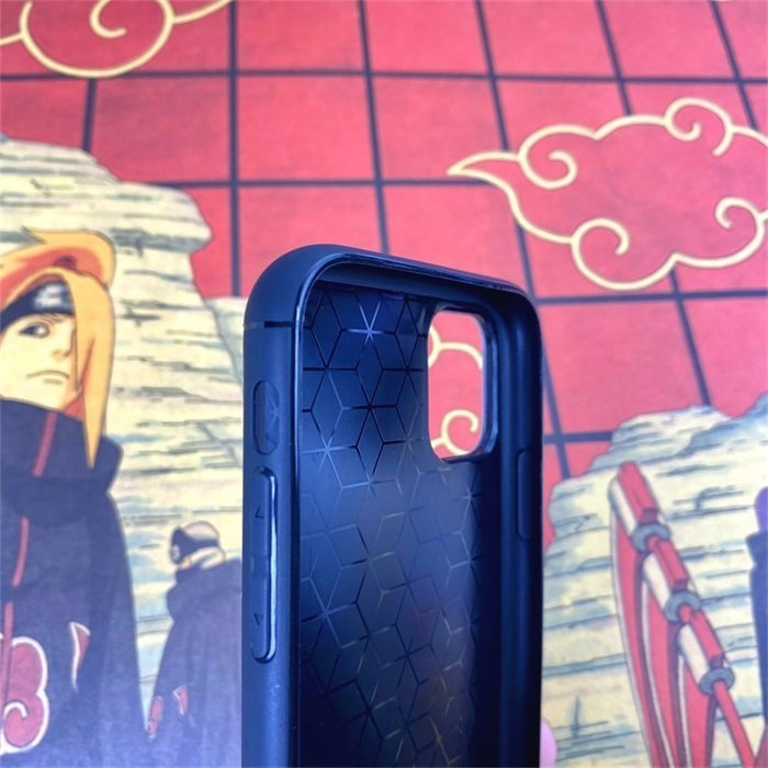 Naruto LED Phone Case For iPhone