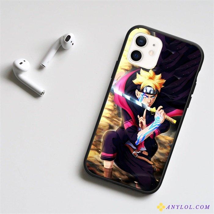 Boruto LED Phone Case For iPhone