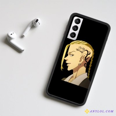 Tokyo Revengers Draken LED Phone Case For Samsung And Other Android Phones