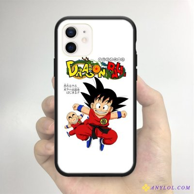 Dragon Ball Goku LED Phone Case For iPhone