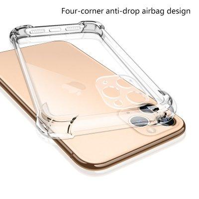 Nezuko Four-corner anti-drop Soft Phone Case For iPhone