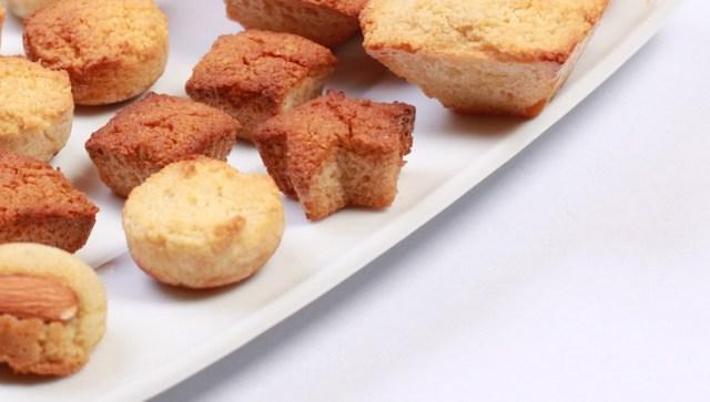 Миндальное печенье с медом – без муки и сахара