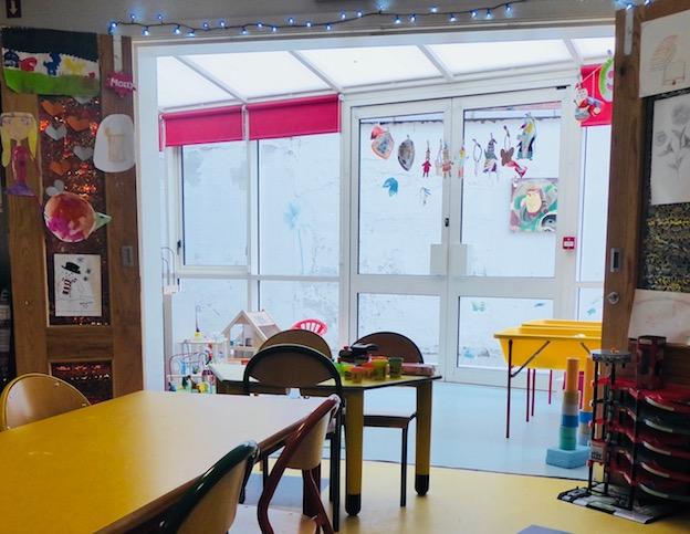 children's education area