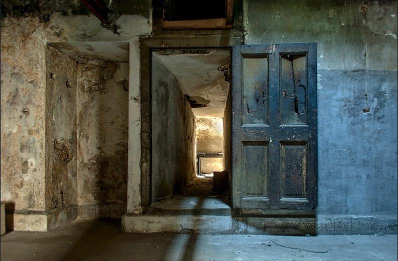 doorway to light