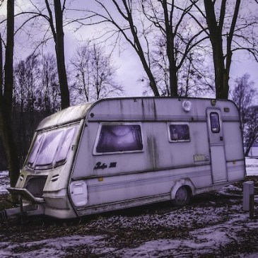 When a  caravan is not a holiday, and not a home.