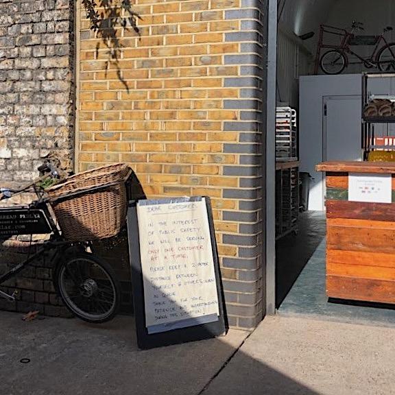 coffee shop life in lockdown