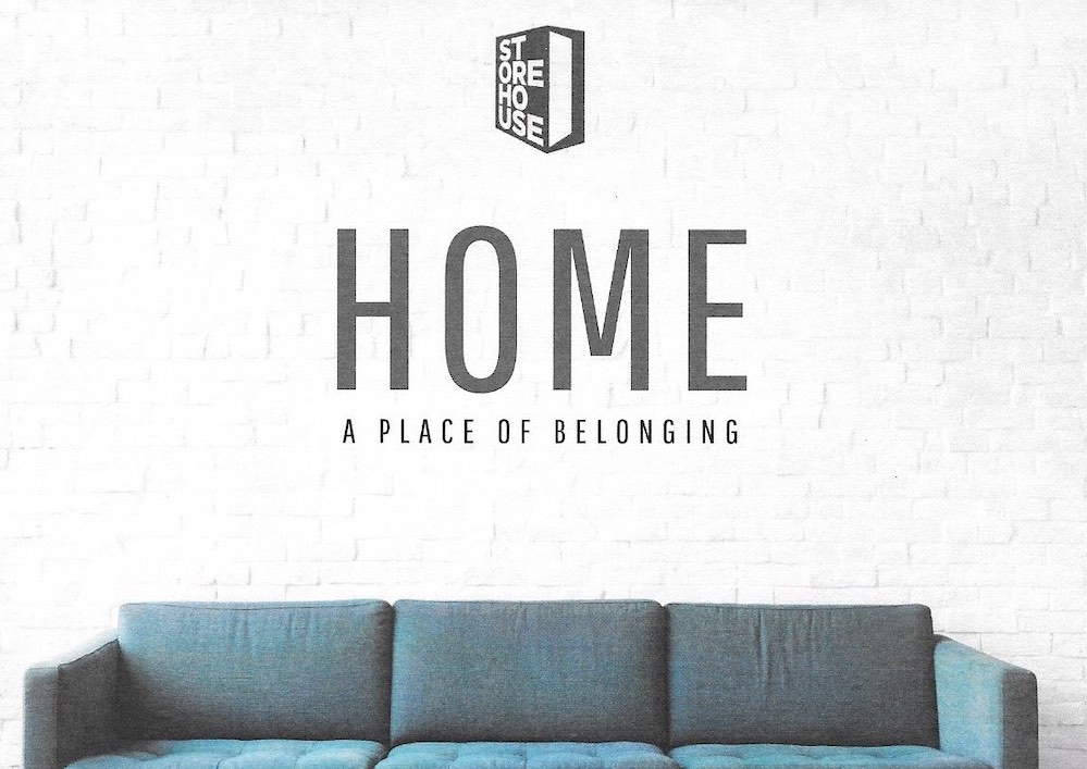 Home - a place of belonging safe