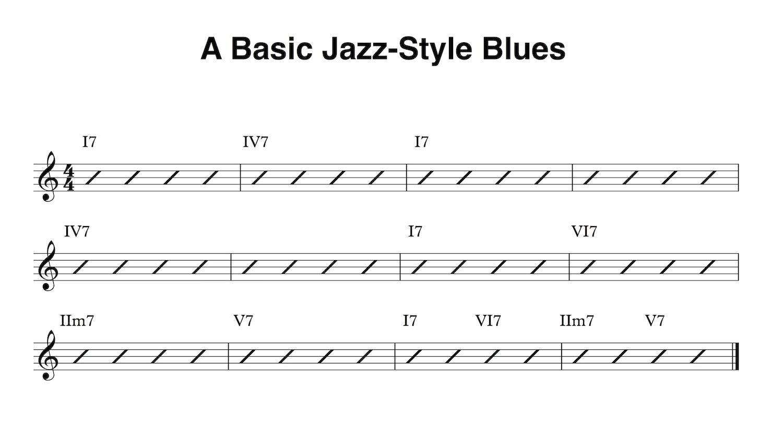 Blues Rhythm 8
