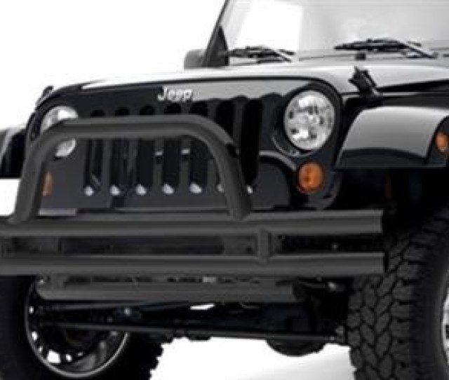 Smittybilt 3 Inch Front Tube Bumper With Hoop In Black Powder Coat Jb48 F Front Bumpers Price Comparison