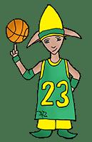 PoZ le basketteur