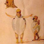 Ballet des poussins dans leur coque - Moussorgski