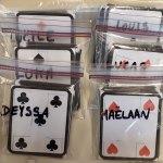 Fabriquer un jeu de cartes