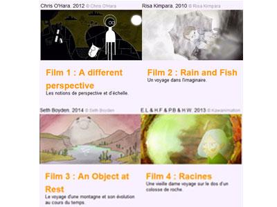 Festival 2020 de Films pour enfants