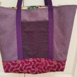 ANY Texture finished Summer Tote