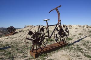 Rusting Bike