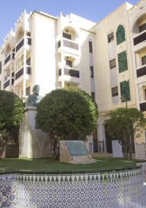 Moorish Square