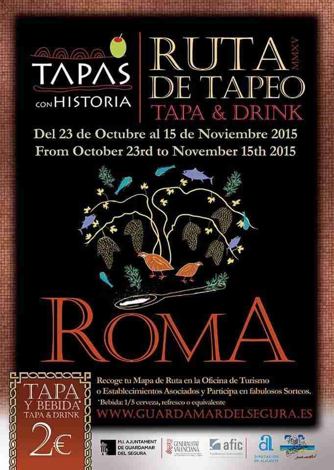 Guardamar Tapas 2015