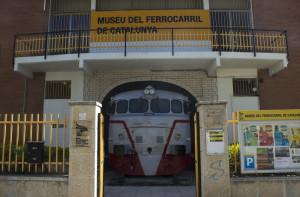 Catalonia Railway Museum