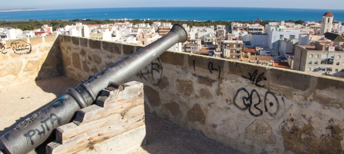 Castles on the Costa Blanca