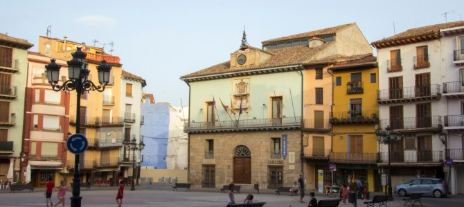Calatayud – a worthy diversion from Zaragoza!