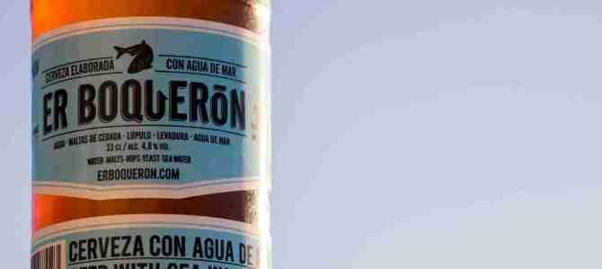 Er Boqueron – Salt Water Beer!