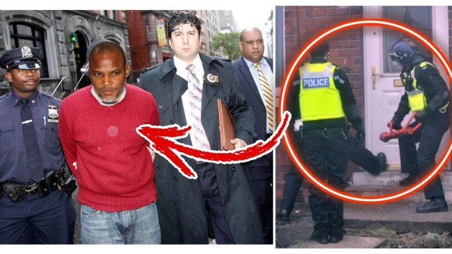 Full video of how Kanu was arrested