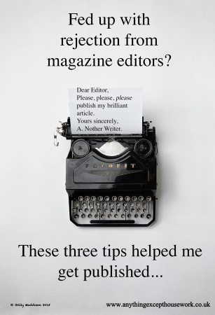 magazine writing