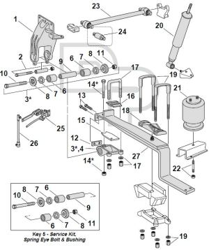 Mack Truck Air Suspension • Wiring And Engine Diagram