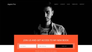 Studiopress Genesis WordPress Aspire Pro Theme