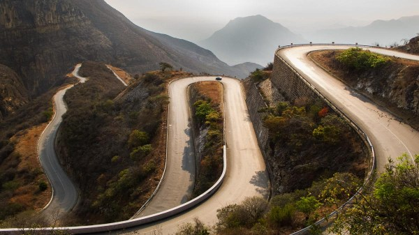 Roads to drive: Angola