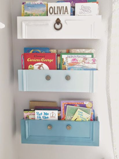 how to upcycle an old drawer