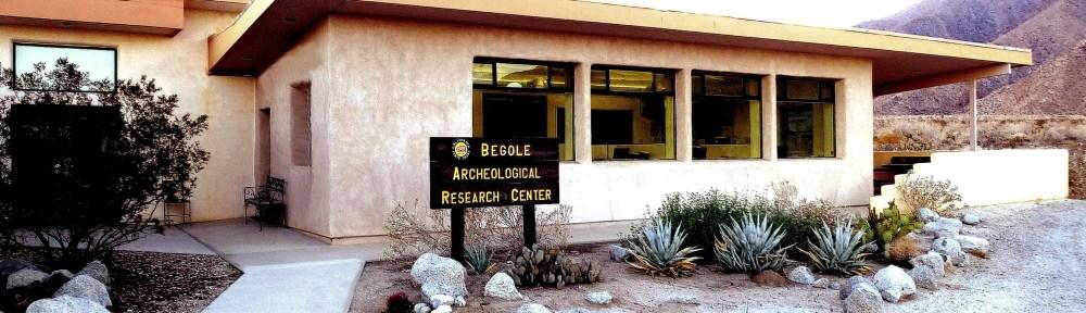 Anza Borrego Begole Research Center