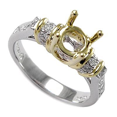 Antique Engagement Ringswedding Bands Mountings Da Vinci