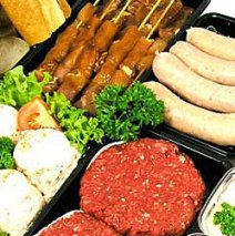 BBQ-arrangementen: BBQ Pakket 1