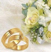 Bruiloft arrangementen: Middagsarrangement 1