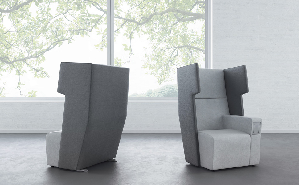 Focal Point Privacy Lounge Arenson Office Furnishings