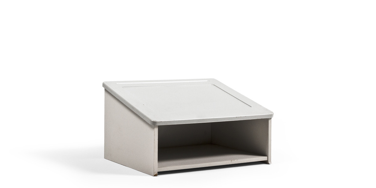 24w X 14h Grey Table Top Lectern LEC013918 Arenson
