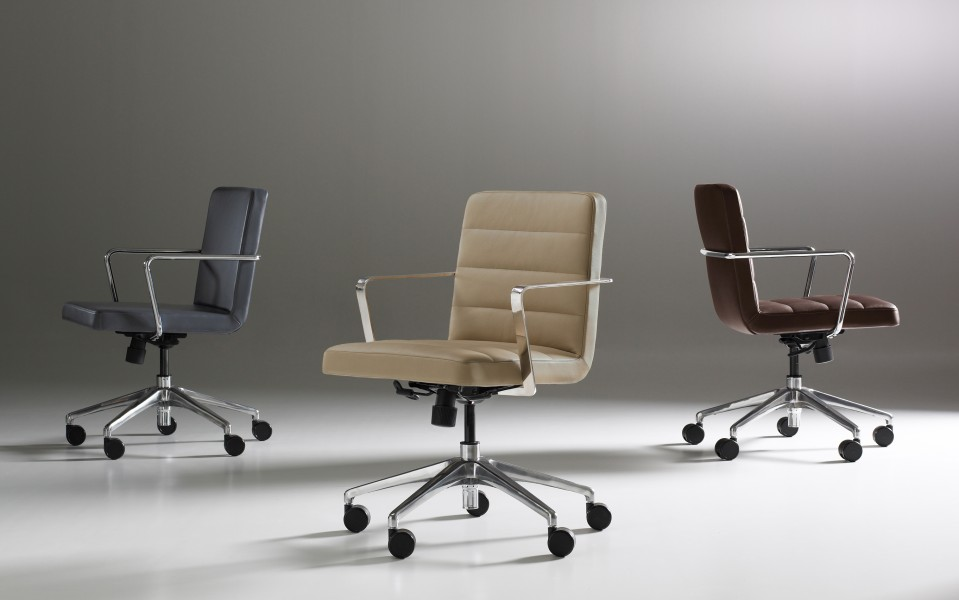 Duet Conference Chair Arenson Office Furnishings