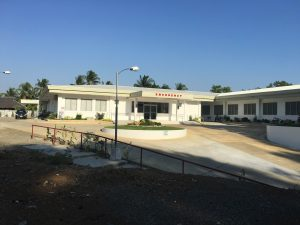 Building the way to clinica ozarage doctors hospital