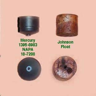 mercury-float