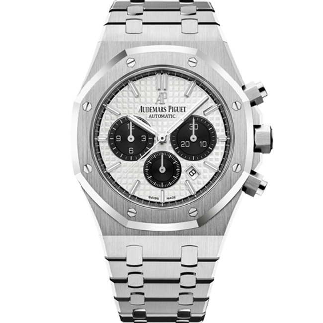 Replica Audemars Piguet Royal Oak Chronograph 41mm Panda Dial 26331ST.OO.1220ST.01