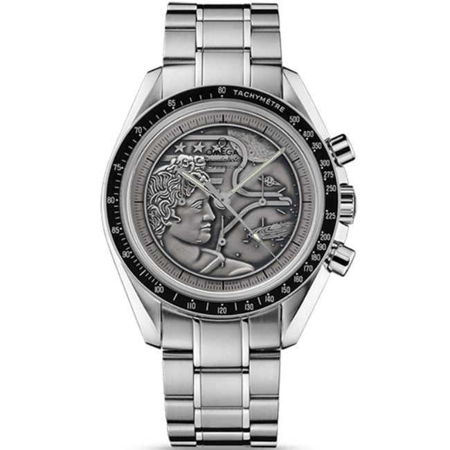 Replica Omega Speedmaster Moonwatch Apollo 17 40th Anniversary 311.30.42.30.99.002