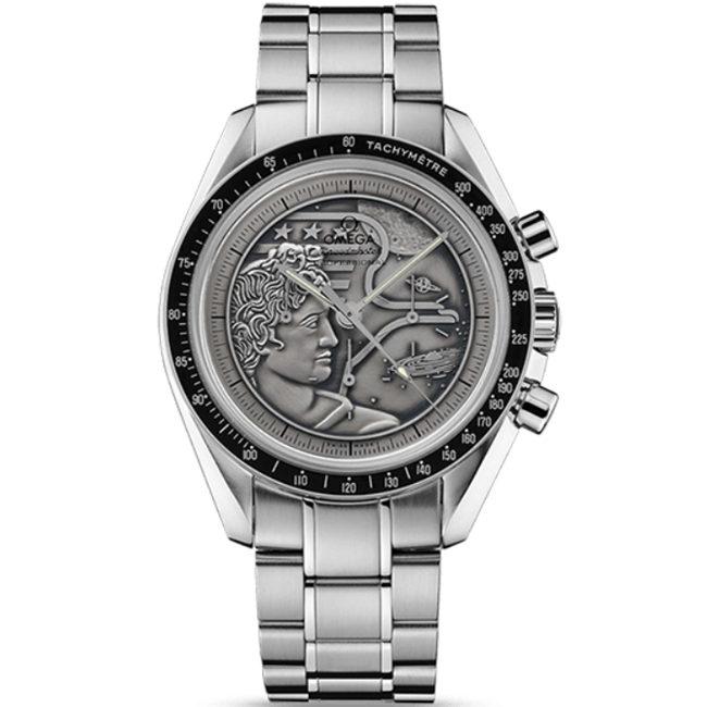 Replica Omega Speedmaster Moonwatch Apollo 17 40th Anniversary 311.30.42.30.99.002