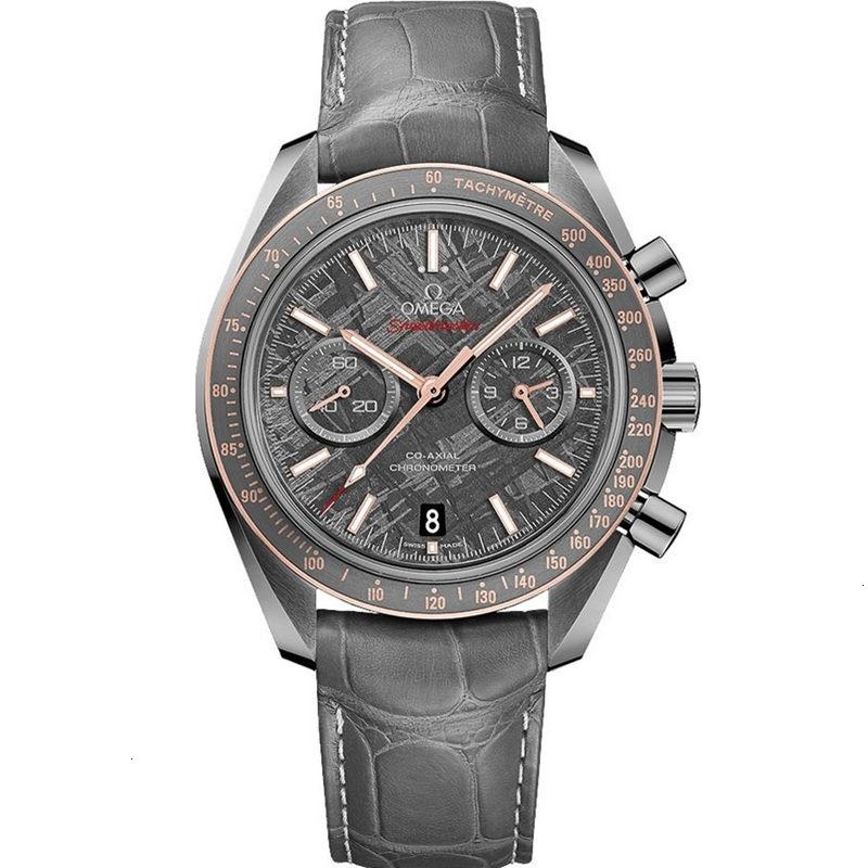 Replica Omega Speedmaster Moonwatch Grey Side Of The Moon Meteorite 311.63.44.51.99.002